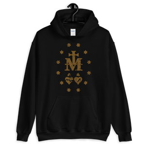 Mary Unisex Hoodie - Sanctus Supply Co.