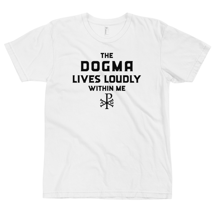 The Dogma Lives Loudly Within Me Crew Neck - Sanctus Supply Co.