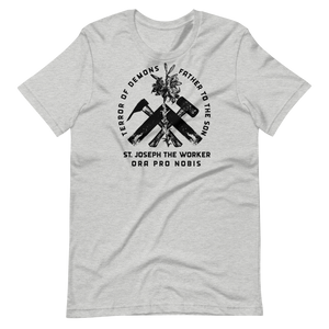 St. Joseph the Worker Crew Neck - Sanctus Fidelis
