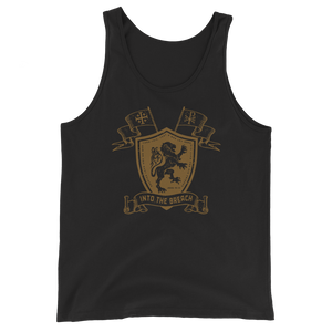 Into the Breach Tank Top - Sanctus Supply Co.