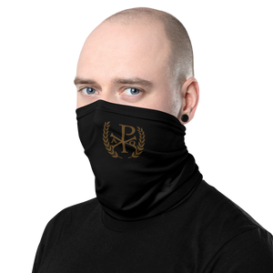 Chi Rho Face Covering - Sanctus Supply Co.