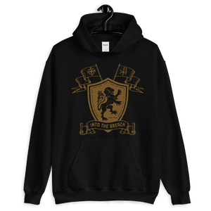 Into the Breach Hoodie - Sanctus Supply Co.