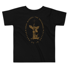 Load image into Gallery viewer, Toddler St. Michael Tee - Sanctus Fidelis