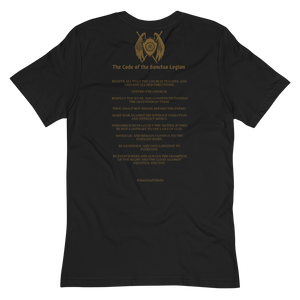 The Sanctus Code Tee - Sanctus Fidelis