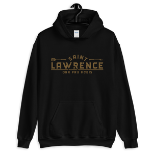 St. Lawrence Hoodie - Sanctus Supply Co.