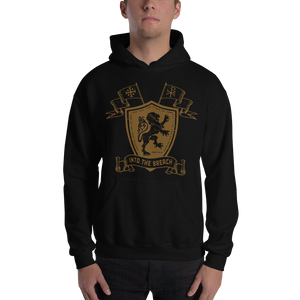 Into the Breach Hoodie - Sanctus Fidelis