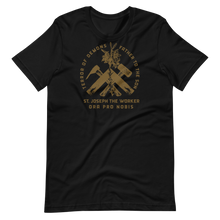 Load image into Gallery viewer, St. Joseph the Worker Crew Neck - Sanctus Fidelis