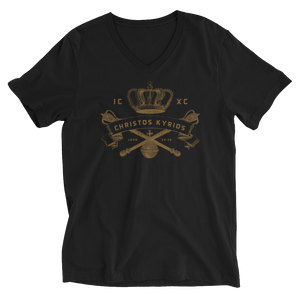 Christ is the Lord V-Neck - Sanctus Fidelis