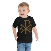 Load image into Gallery viewer, Toddler Chi Rho Tee - Sanctus Fidelis