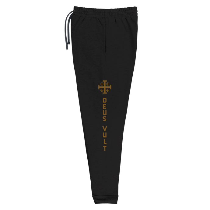 Jerusalem Cross Joggers - Sanctus Supply Co.