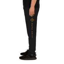 Load image into Gallery viewer, Jerusalem Cross Joggers - Sanctus Supply Co.