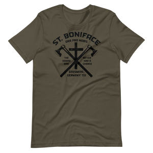 St. Boniface Crew Neck - Sanctus Co.