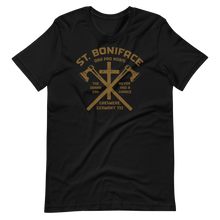 Load image into Gallery viewer, St. Boniface Crew Neck - Sanctus Co.
