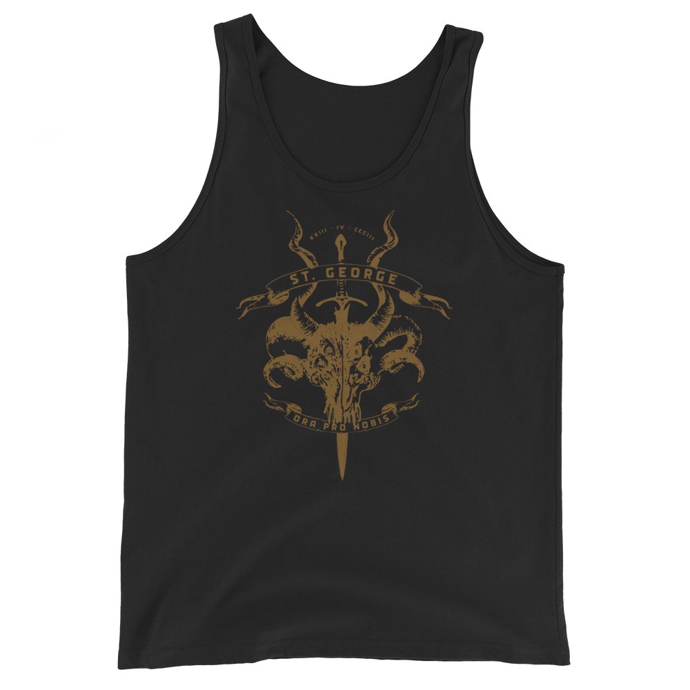 St. George Tank Top - Sanctus Supply Co.