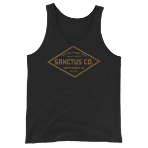Sanctus Co. Tank Top - Sanctus Co.