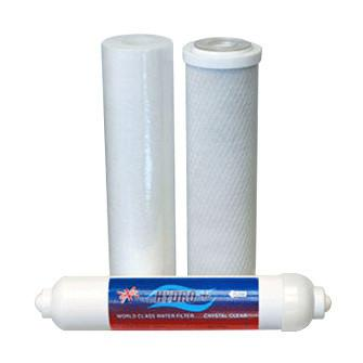 Replacement Filter Set for Domestic Reverse Osmosis System (ACR04-FILTERS)