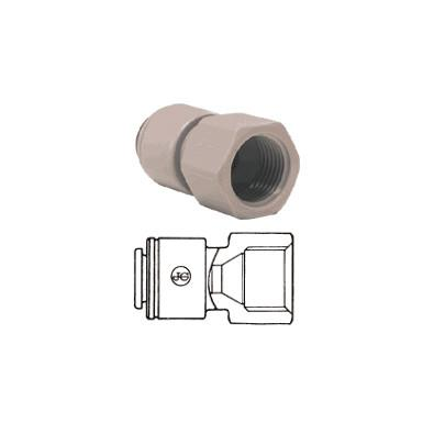 John Guest PI Fittings Female Adaptor BWT