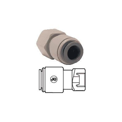 John Guest PI Fittings Tap Adaptor UNS Thread