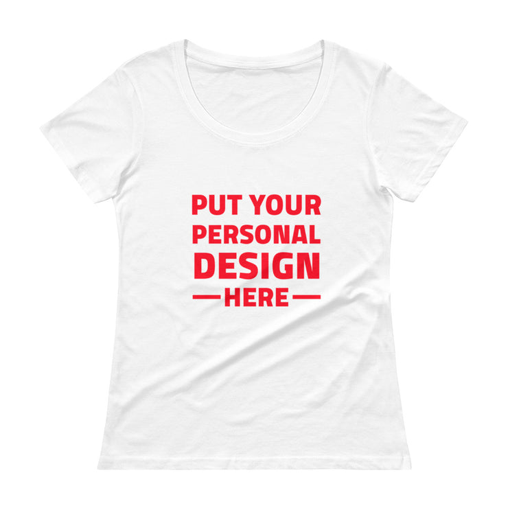 make your own t-shirt - women