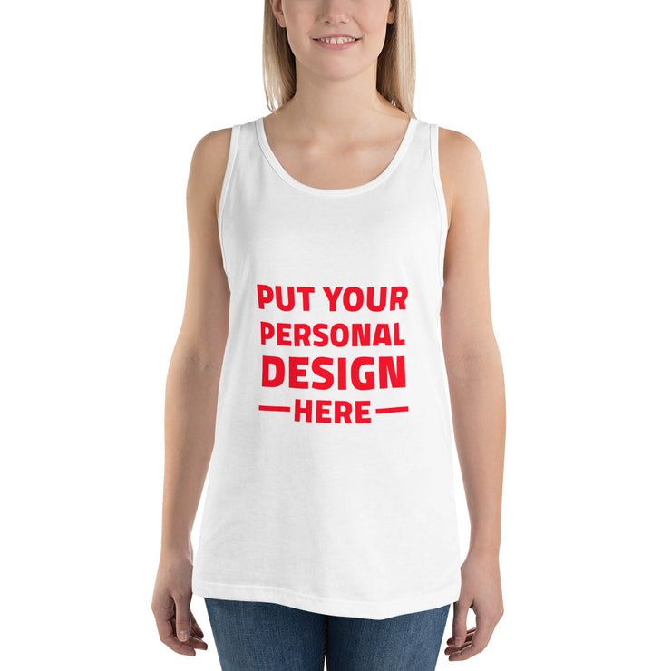 make your own tank - women
