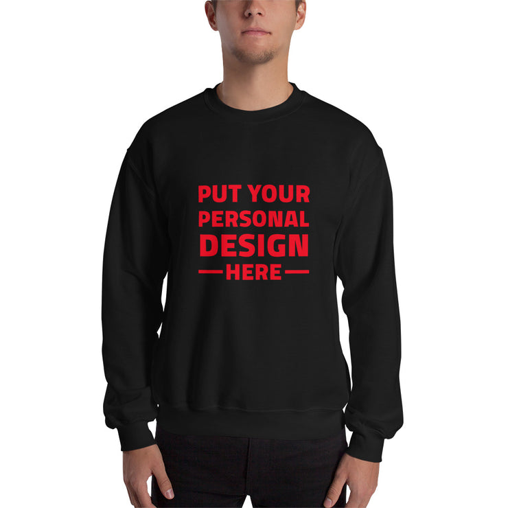 make your own sweatshirt - men