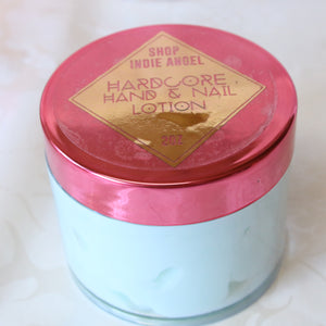 Blue Cotton Candy - hardcore hand lotion