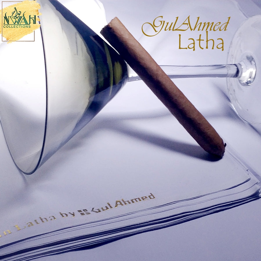 Latha by G-ahmed unstitch fabric for men