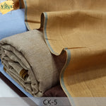hand made cotton khaddar unstitch fabric for men