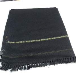 mix wool shawl