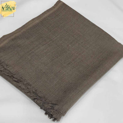 TRENDY 100%ANGOURA WOOL SHAWL FOR MEN