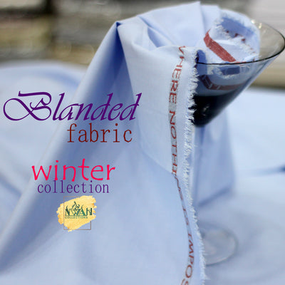 soft blanded fabric for winter