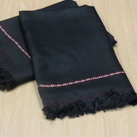 luxury Angora wool shawl