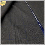 worsted wool Italy brand unstitch pantcoat fabric for men