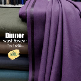 Di-nner wash&wear for summer