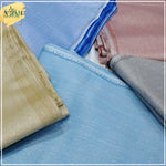 pack of 5 suits wash&wear unstitch fabric for men