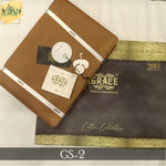 Gift pack Cotton G-race brand unstitch fabric for men