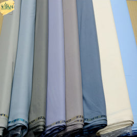 soft wash&wear larn-ce brand unstitch fabric for men