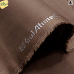 soft cotton by G-AHMD brand unstitch fabric for men