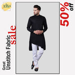 unstitch imported cotton plus fabric for kurta shalwaar