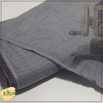 imported chambray fabric