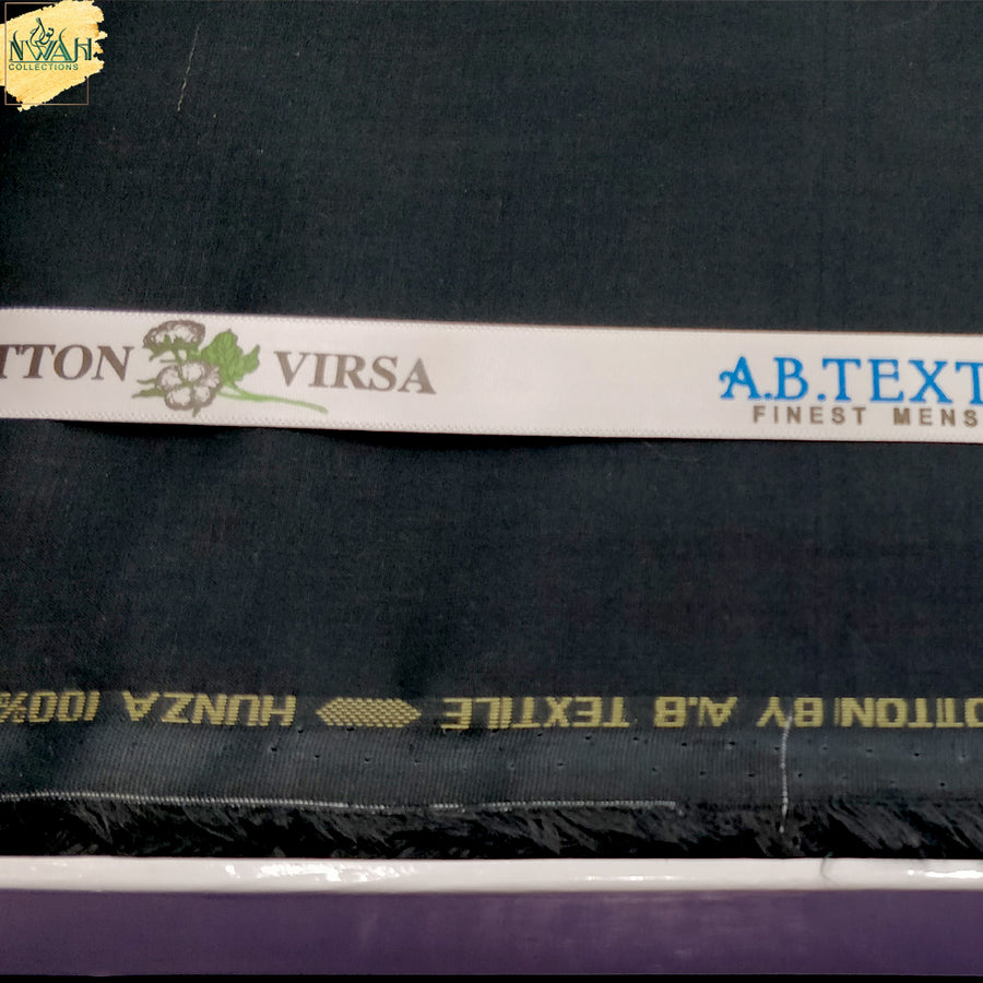pure cotton A-Btex brand unstitch fabric for men