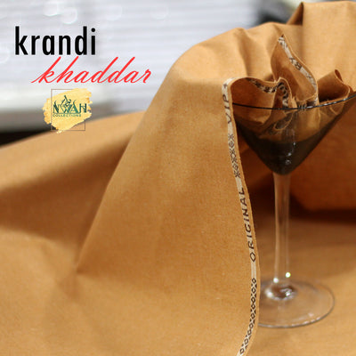 Krandi khaddar for orignal wasaya for winter