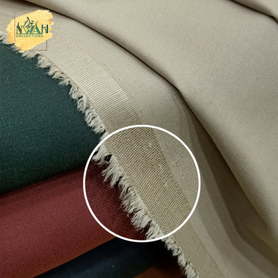 soft blanded fabric