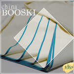 China Booski fine quality   7metter fabric