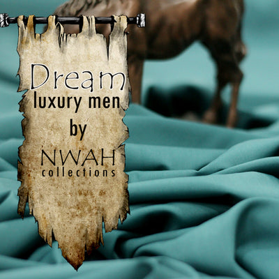 Dream luxury men by Ah-med brand unstitch fabric for men