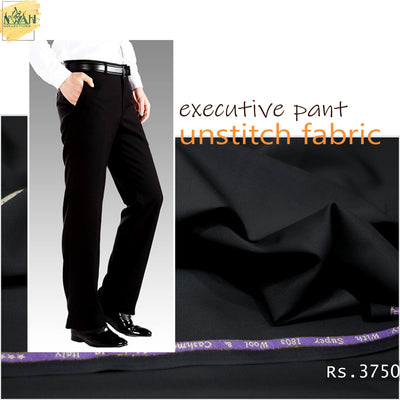 executive pant unstitch fabric