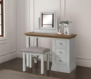 Load image into Gallery viewer, Versailles Single Pedestal Dressing Table Set