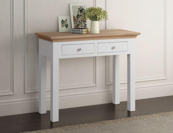Versailles 2 Drawer Console Table