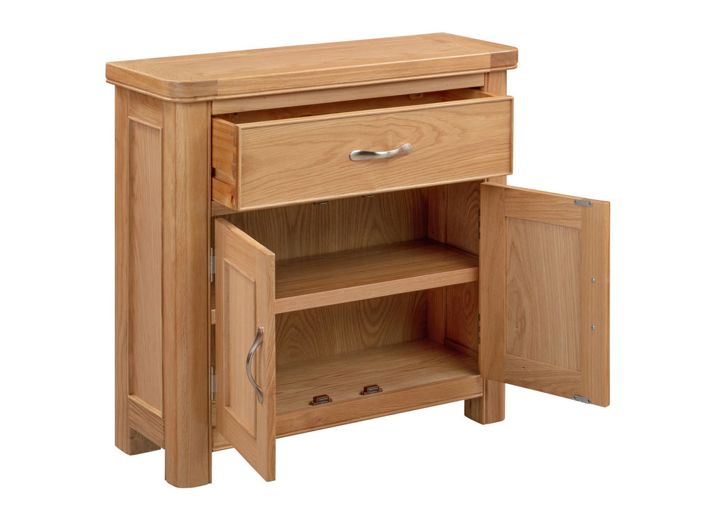 Chatsworth Oak Compact Sideboard