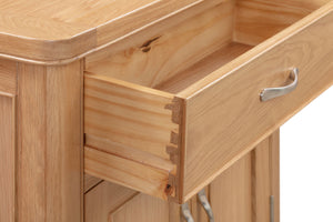 Load image into Gallery viewer, Chatsworth Oak Compact Sideboard